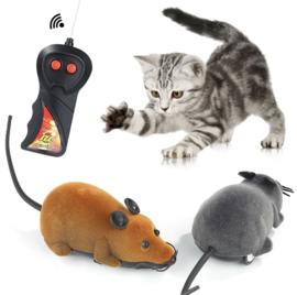 Kat & Muis - Bestuurbaar Huisdieren Speelgoed