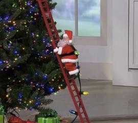 De Klimmende Kerstman