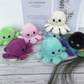 Mood Octopus - Schattig & Knuffelbaar