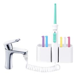 DentalFlosser Pro - Gemakkelijk Veilig en Duurzaam
