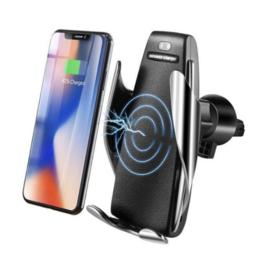 Automatische Smartphone Houder met Draadloze Oplader