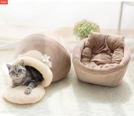 3-in-1 Katten Kussen