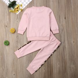 Pink Panter - 2 Delig Huispak