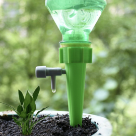 Wetty - Automatisch Planten Watersysteem (SET/4 STUKS)