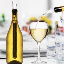 Wijnkoeler & Wijnschenker 2-in-1
