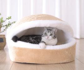 Hamburger Huisdieren Bed