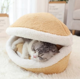 Hamburger Kattenbed
