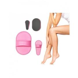 Ontharingspads benen, armen, gezicht en bikinilijn ontharen