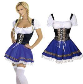 Oktoberfest Kostuum Bier Meisje