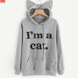 I'm a Cat - Hoodie