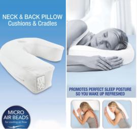 SleepWellness™ Orthopedisch zijslaper Kussen
