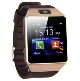 The Golden Smart Watch
