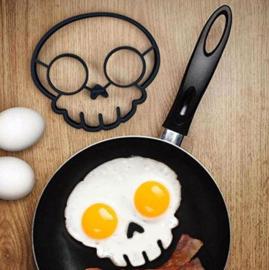 Skull Egg - Bakvorm