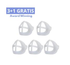 MaskSupport - Meer Comfort bij het dragen van een masker! (3+1 GRATIS)