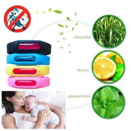 Biologische Anti-Muggen Armband