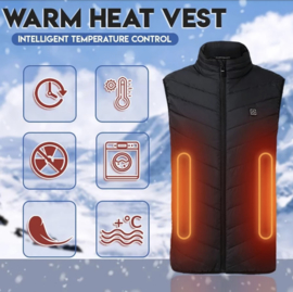 Comfy Heated Vest - Unisex