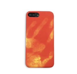 Warmtegevoelig Telefoonhoesje - Geschikt voor iPhone