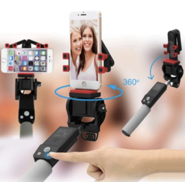 360 Graden Bluetooth Selfie Stick