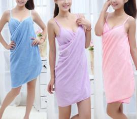 Sneldrogende Draagbare Vrouwen Handdoek
