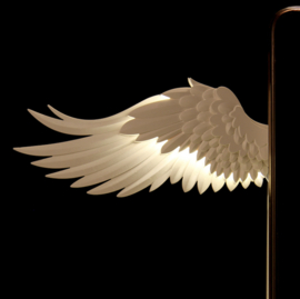 Angel Wings - Draadloze Smartphone Oplader