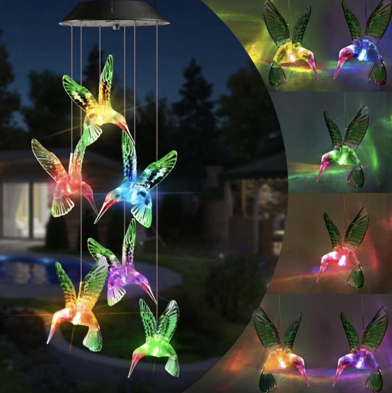 SolarWings - Tuinverlichting Op Zonne-energie