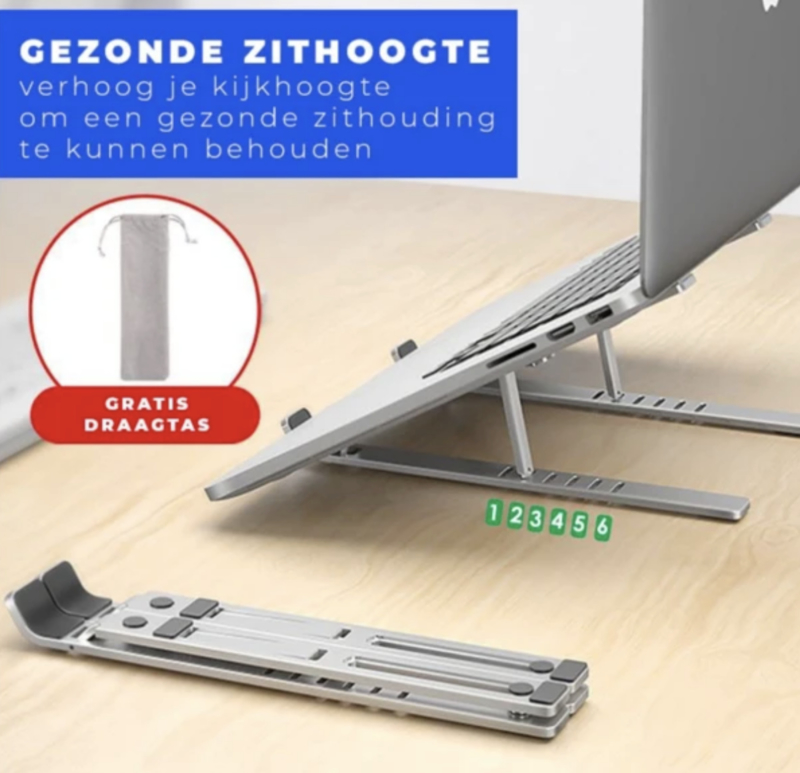 Laptop Standaard Deluxe