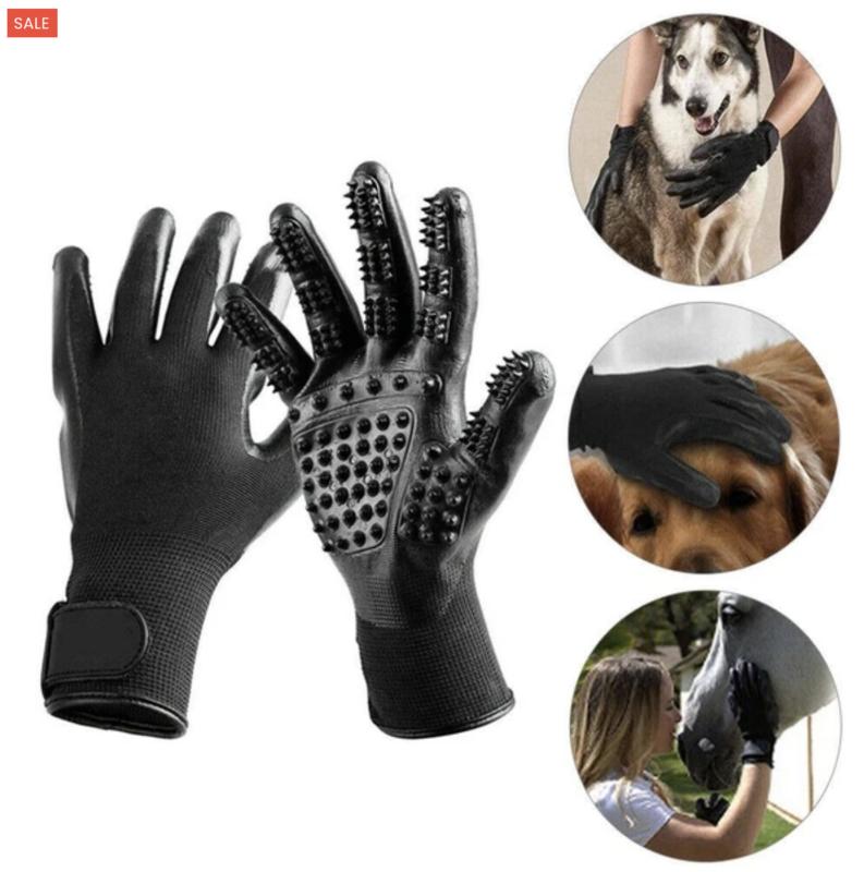 Dieren Verzorgingshandschoenen