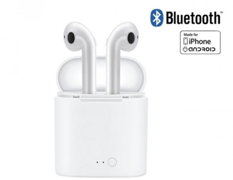Draadloze Bluetooth Oordopjes - Geschikt voor Apple en Android