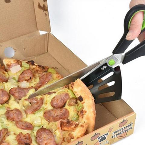 De Pizza Schaar