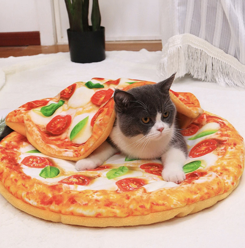 Huisdieren Pizza Mat