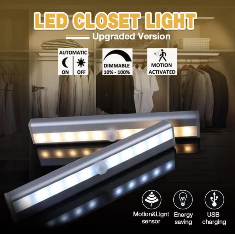 Automatische LED Verlichting met Sensor