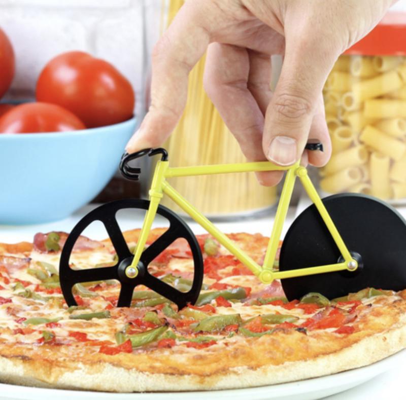 Bicycle Pizzasnijder 1+1 GRATIS
