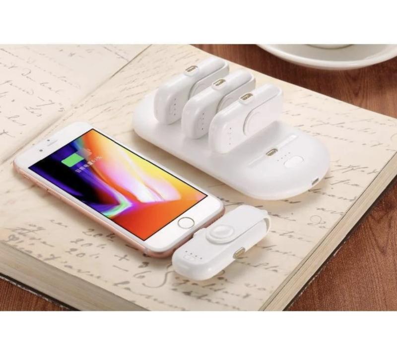 4 in 1 Magnetische Oplader™ - Overal en altijd je telefoon opladen