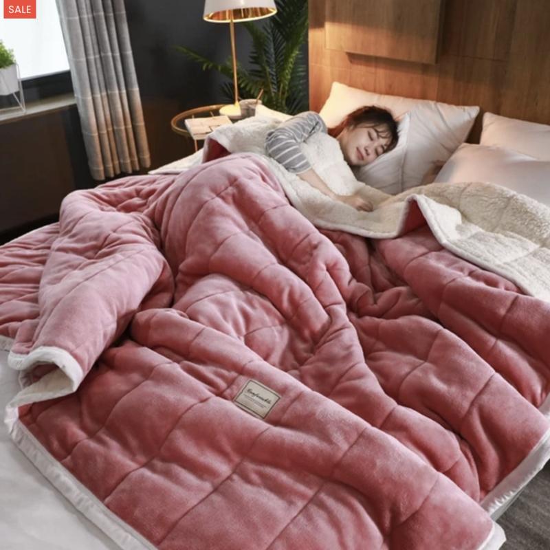 Luxe Winter Deken - Comfortable Home Collection