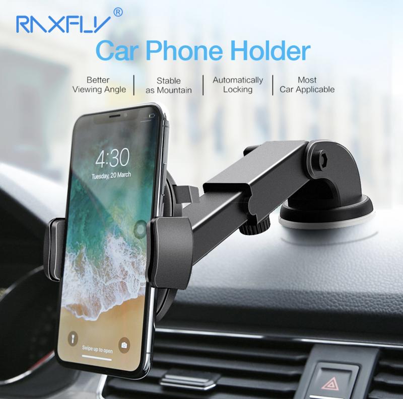 Zelfsluitende Phone Holder