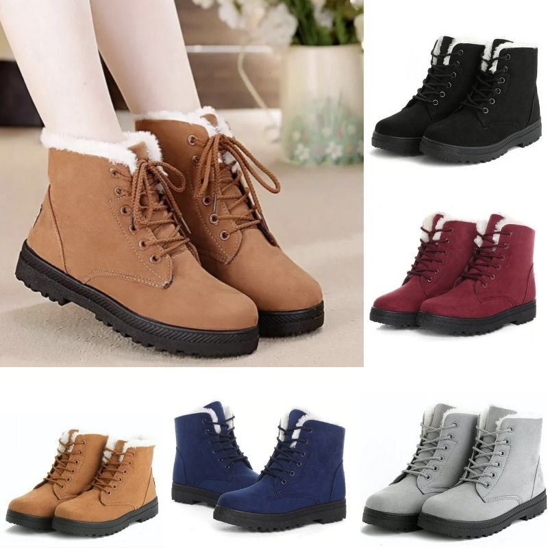 Warme Winter Boots - Voor Dames & Heren