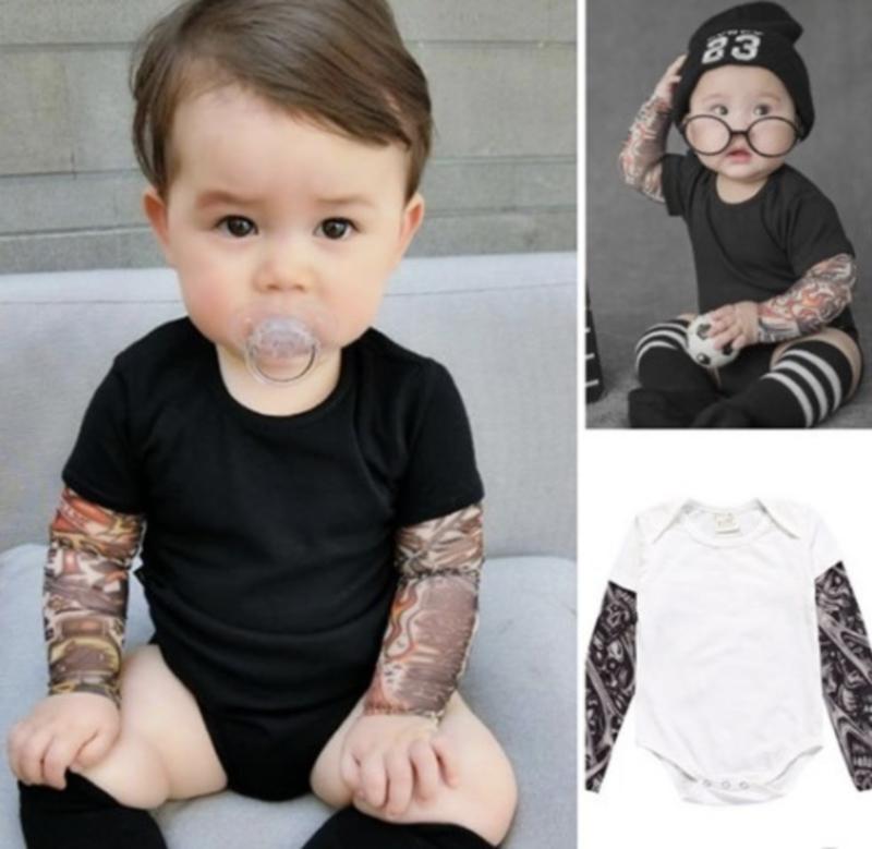 Baby Tattoo Rompertje