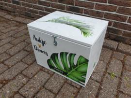 Green leaves Memory Box
