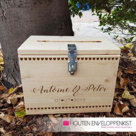 Alligned hearts Memory Box
