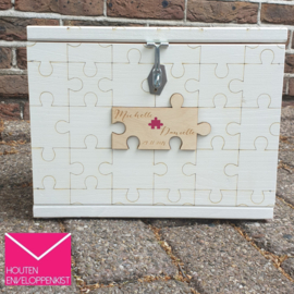 Missing puzzle piece Memory Box