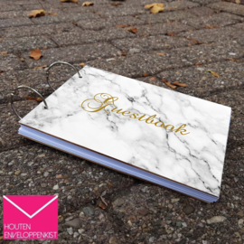 Guestbook Marble