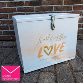 Golden age love Memory Box