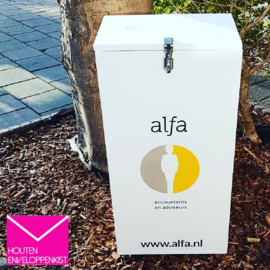 Tombola voor Alfa Accountants