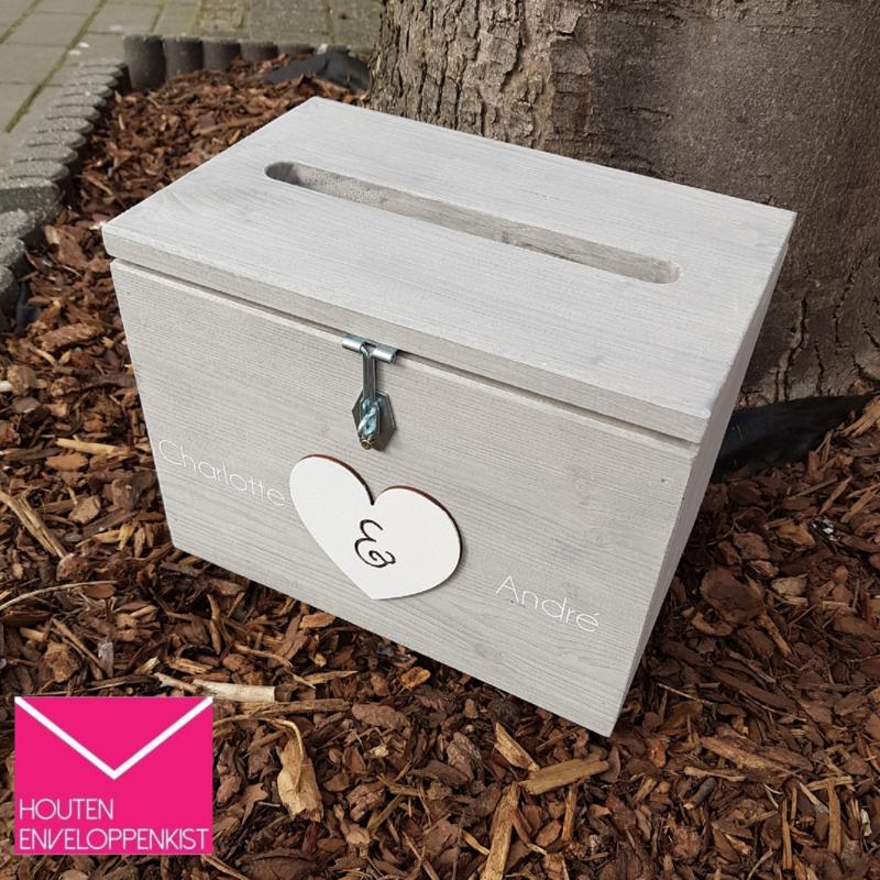 Coloured hearts Memory Box