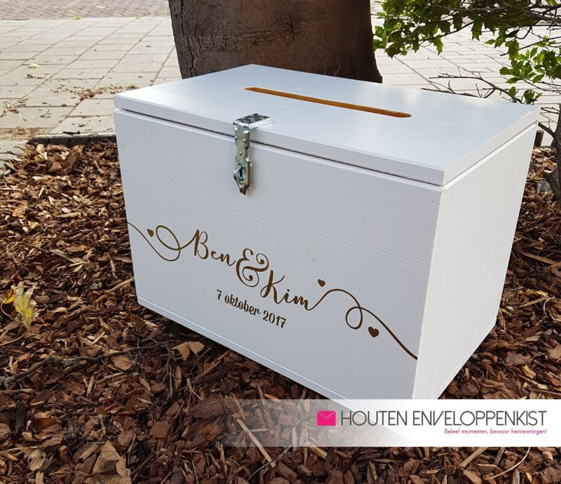 Curly gold Memory Box