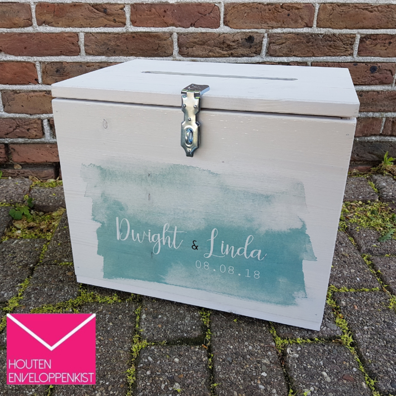 Brush strokes Memory Box