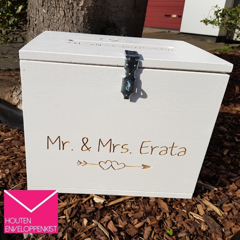 Mr. & Mrs. Memory Box