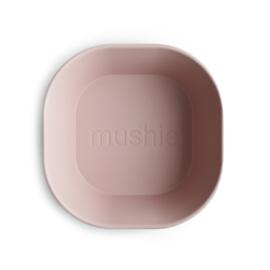 Mushie kommen set 2 stuks - Blush