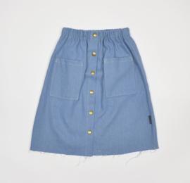 Maxi skirt - Denim