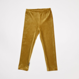 Legging - Velvet gold